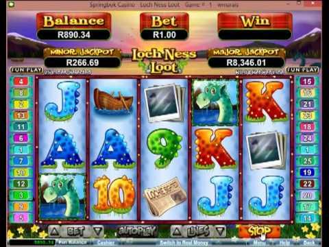 Video Springbok casino no deposit bonus