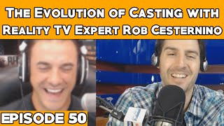 Rob Cesternino Reality Show Audition Tape Tips