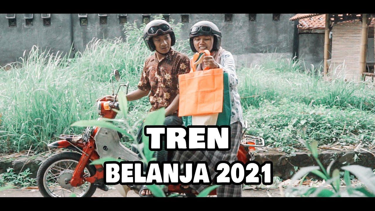 TREN BELANJA 2021 | PAK BHABIN| POLISI MOTRET