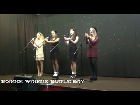 Download Boogie Woogie Bugle Boy Cover - Belle Harmonie - KGT