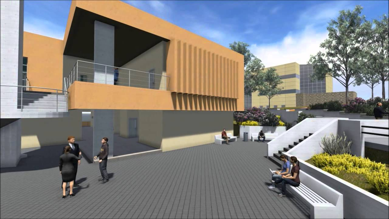 Recorrido 3 Facultad De Ingenieria Arquitectura Y Dise O