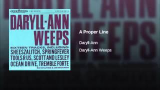 A Proper Line