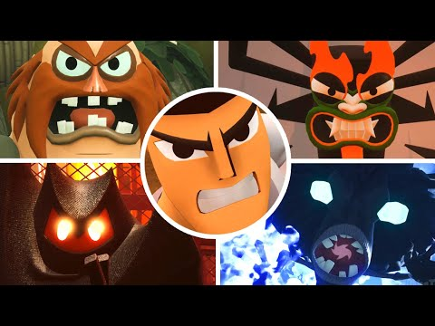 Download Samurai Jack: Battle Through Time All Bosses (PS4, Switch, XB1)