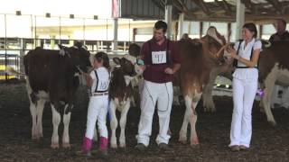 2014 PA Holstein Farm Tour Video