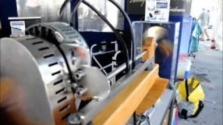 Annapolis Hybrid Marine Asmo Electric Boat Engine