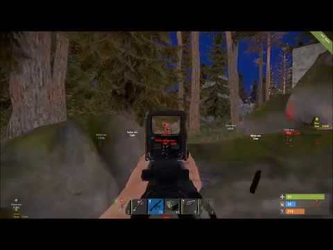 Rust Experimental 2018 ESP Hack PvP (For Sale)