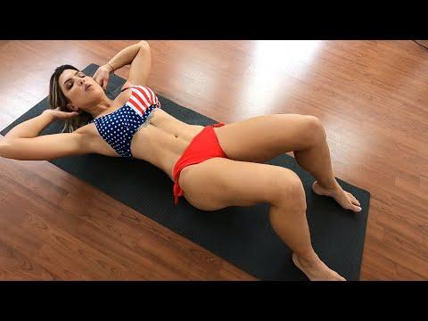 5 Minute Bikini Abs | Tone and Lean For Summer
