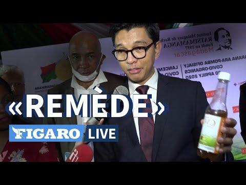 �� Le président de Madagascar pense avoir un REMÈDE au coronavirus: