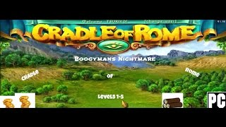 Cradle of Rome Levels 1-5