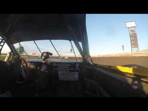 Lee County Speedway Heat 7-29-16 - 86R