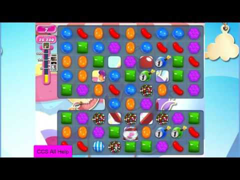 Candy Crush Saga Level 2214 NO BOOSTERS