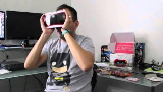 View Master VR Starter Pack Unboxing and Impressions