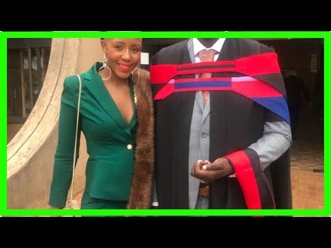 Breaking News | Breaking News | Ronald Lamola credits 'black tax' for second masters degree | Preto
