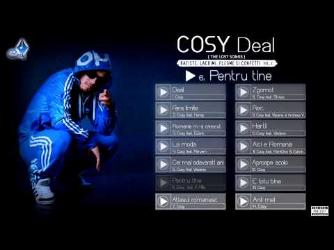 Cosy - Pentru tine feat. K-Milla [Official Track] The Lost Songs 2014