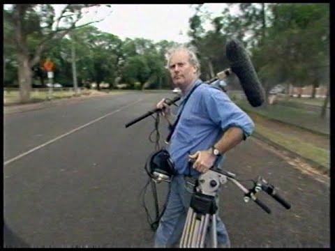 ABC Melbourne TV News Room 1994.