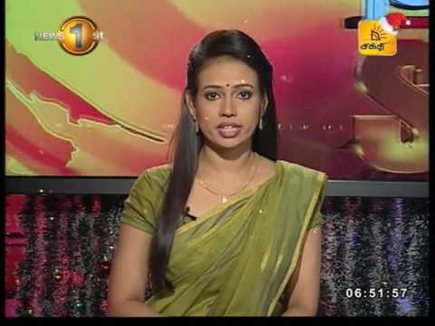 News1st Prime Time Sunrise News Shakthi Tv 30th December 2016