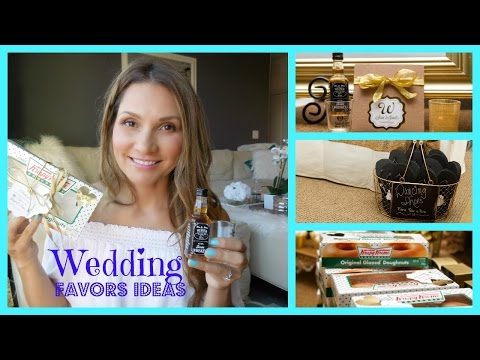 Wedding Favors Ideas♡