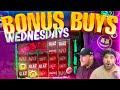 BIG WINS!! BONUS BUY WEDNESDAY - feat Jamie And Scotty