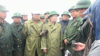 Phó Thủ tướng Trịnh Đình Dũng chỉ đạo công tác phòng, chống bão số 12 tại Phú Yên