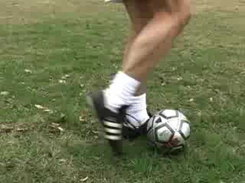 Soccer Drills: How to Kick a Soccer Ball