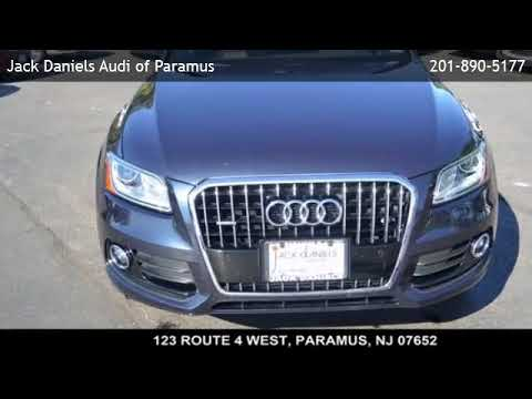 Audi Q T Premium Plus Clifton YouTube - Jack daniels audi