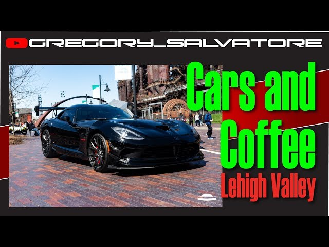 Cars and Coffee Lehigh Valley