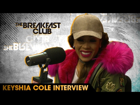 Keyshia Cole Talks Past Relationships, No New Friends & Her Single 'You'