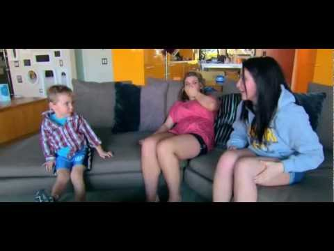 "Tripp saying ""faggot"" to his mother Bristol Palin and Willow on ""Life's a Tripp"" reality show"