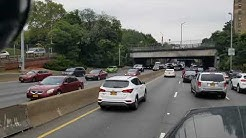 Driving thru New York (I-95)