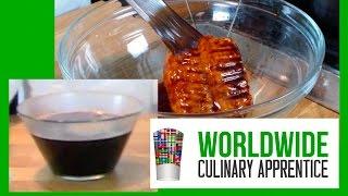 Tare - Kabayaki - Basting Sauce - Teriyaki Sauce - Asian Marinade