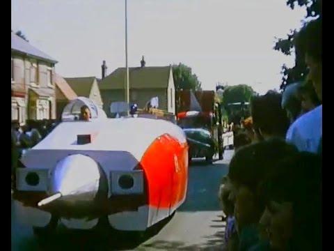 Gosport Carnival 1960's