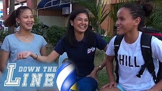 Down The Line: Get up close with the UST Golden Tigresses | The Rally | EP10
