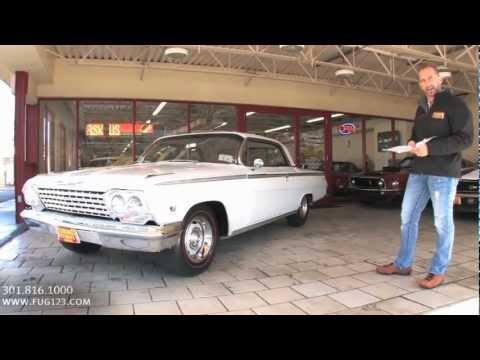 409hp-1962-chevrolet-impala-ss-409-for-sale-with-test-drive,-driving-sounds,-and-walk-through-video