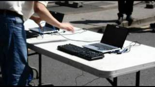 Event Gating System - Tickets List Check Automation on GLAS Party