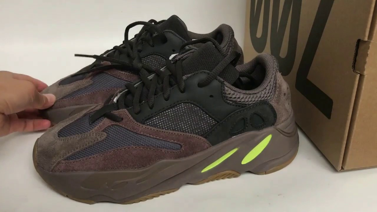 09dd11da3 First look   Adidas Yeezy Boost 700 Mauve Review and Giveaway  How to Get  Free Pairs