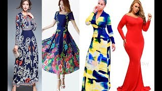 Gorgeous  Dresses/Fashion Outfit For Women/Lookbook