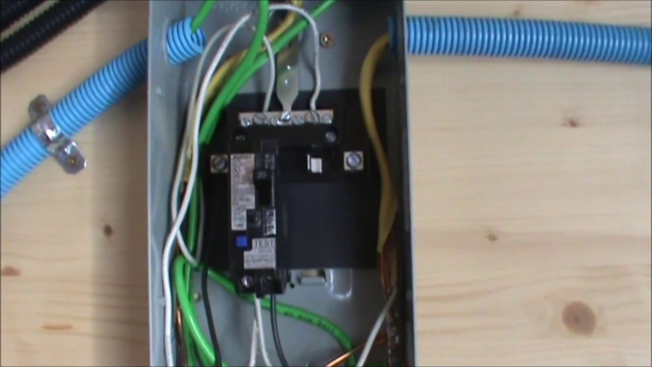 Sub Panel Bonding Strap