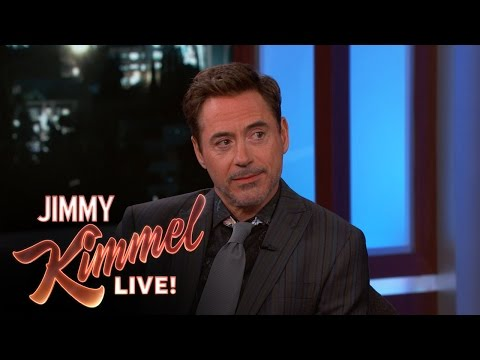 Thumbnail: Robert Downey Jr. on the New Spider-Man