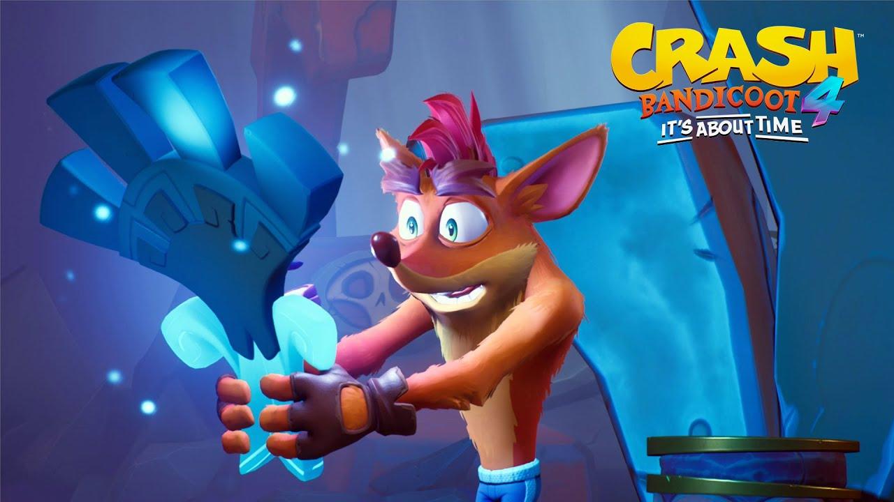 Crash Bandicoot™ 4: It's About Time – Trailer de jogabilidade narrado [BR-PT]