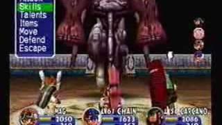 Evolution Worlds Last Boss Battle: Ulticannon