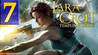 Lara Croft And The Temple Of Osiris Walkthrough Part 7 Tomb Of The Lamplighter PS4/PC/XONE 1080p