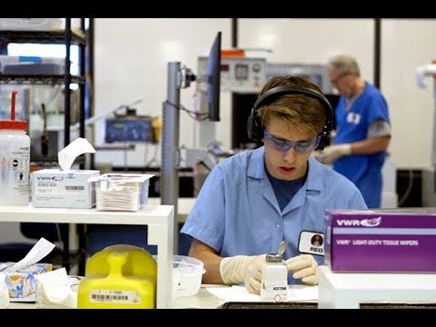 Apprenticeship Program Offers College Credit, Paychecks, And Diplomas