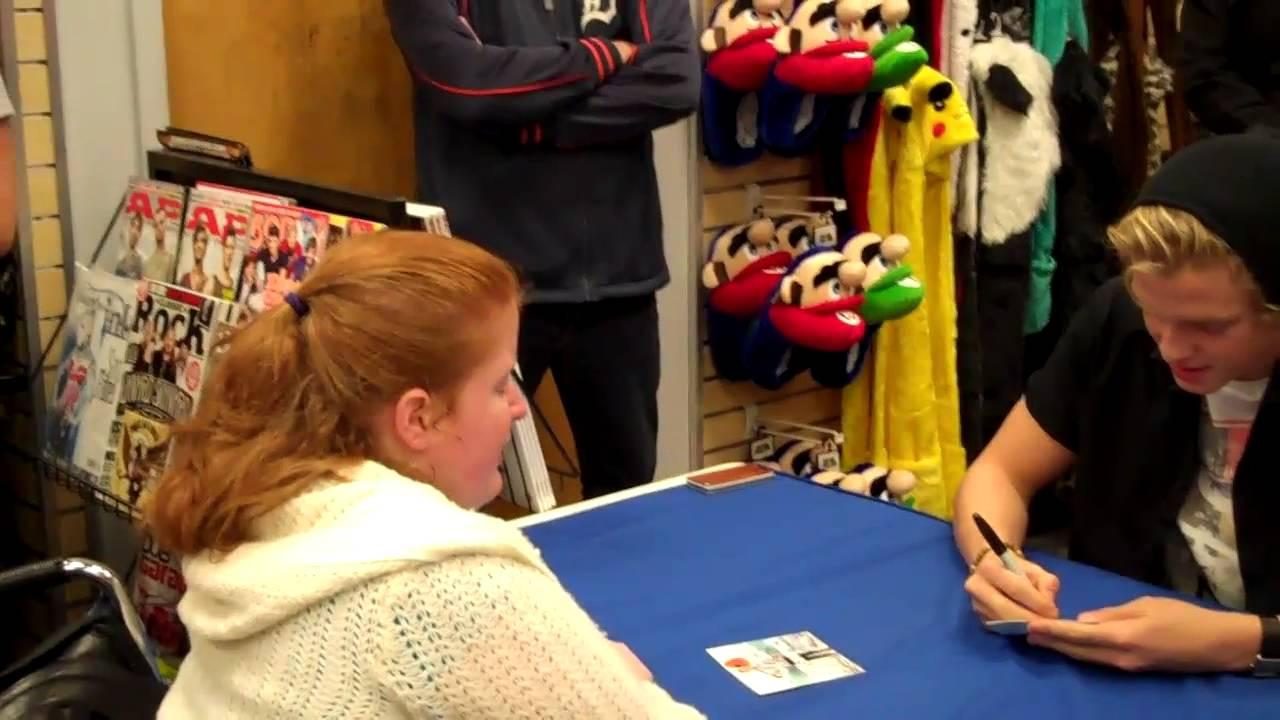 Cody Simpson Meet And Greet Youtube