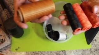 видео Ассортимент швейных ниток