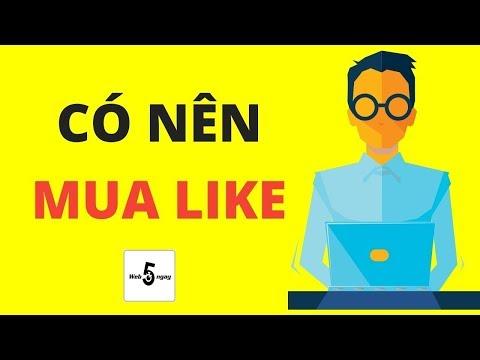 Có Nên Mua Like Facebook? - Tư Vấn Kinh Doanh Online Miễn Phí #4