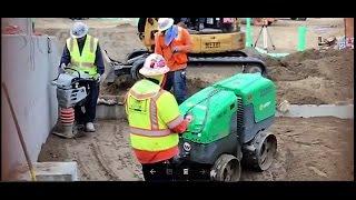 Disneyland - 11/16/16 Star Wars Land Construction Update