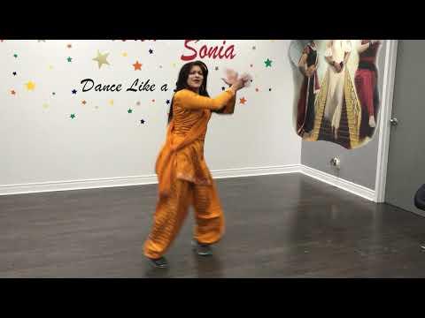 Gud Naal Ishq Mitha| Nacho With Sonia| Ek ladki ko Dekha Toh Aisa Laga