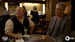 Life Advice From Mario Batali And Anthony Bourdain