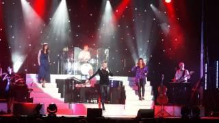 Christmas Night 2015 - Magnus Carlsson - Sonja Alden - Shirley Clamp - julmedley
