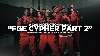 Montana Of 300 X To3 X $Avage X No Fatigue X J Real - Fge Cypher Pt 2